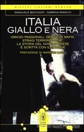 ITALIA GIALLO E NERA(nel libro la mia storia)
