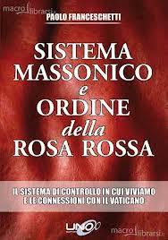 SISTEMA MASSONICO(nel libro la mia storia)
