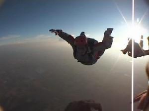 .....sono Io in volo sopra al Mondo....
