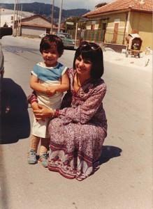 """Io e mia madre… (""""Ciò che più è amaro,  nel dolore di oggi,è il ricordo della gioia di ieri"""")"""