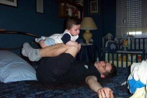 Io e mio Fratello Nathan  (il mio Tesoro)